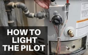 How to Light the Pilot Flame