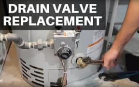 Drain Valve Replacement