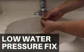 Removing an Aerator