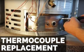 Thermocouple Replacement