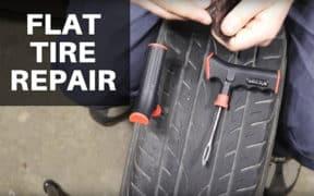 Flat Tire Repair