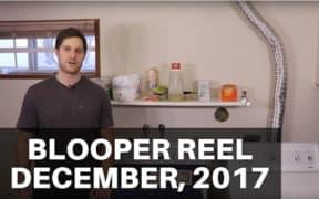 ProsDIY Bloopers December 2017