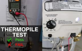 How to Test a Thermopile